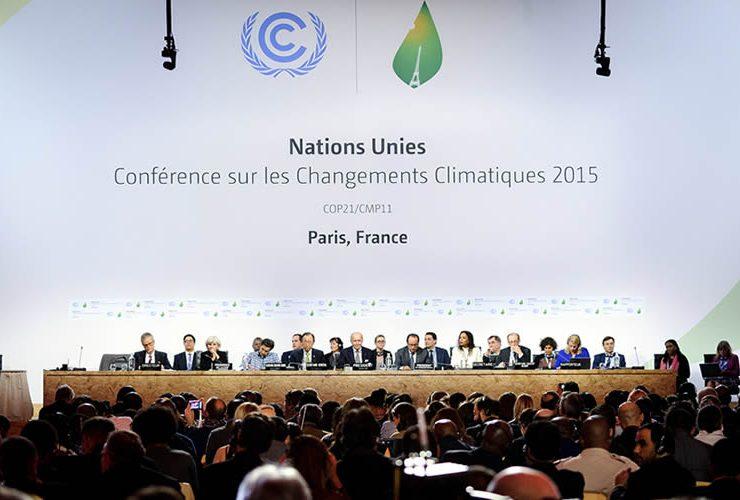 """L'accordo di Parigi sul clima: un accordo per ora """"vuoto""""?"""