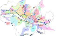 Bacini fognari di Firenze ed interconnessione con la rete superficiale in manutenzione