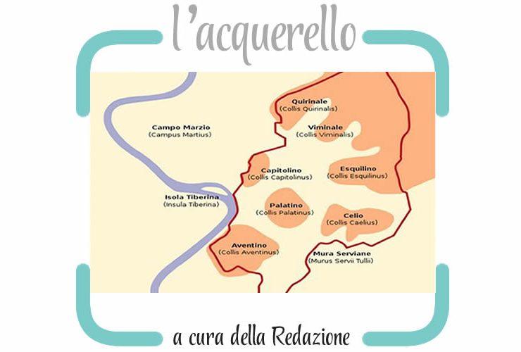 Il Tevere. Dove è nata la portualità romana.