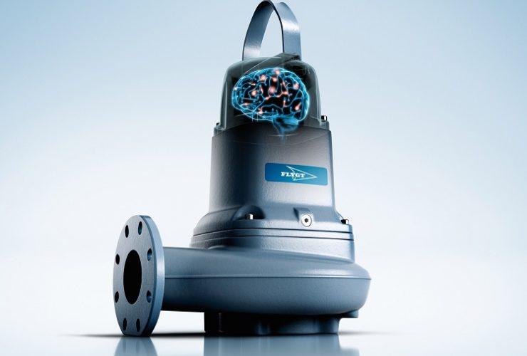 Flygt Concertor™: il primo sistema di pompaggio al mondo per acque reflue con intelligenza integrata