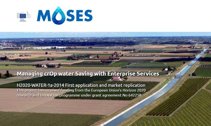 Siccità: un progetto europeo H2020, guidato da Esri Italia, studia le soluzioni a partire dal risparmio di acqua