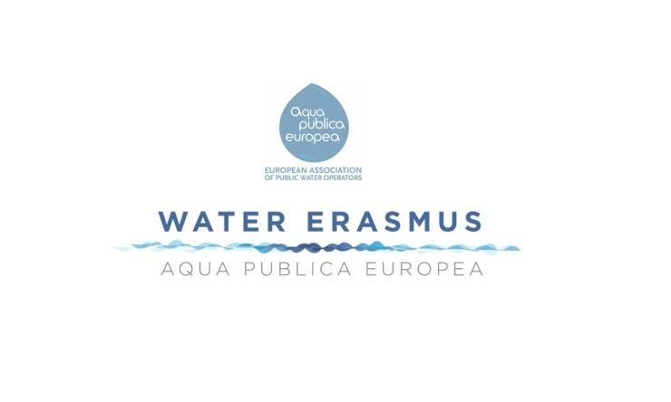 Aqua Publica Europea lancia «Water Erasmus», programma di scambi di personale per costruire un network della conoscenza