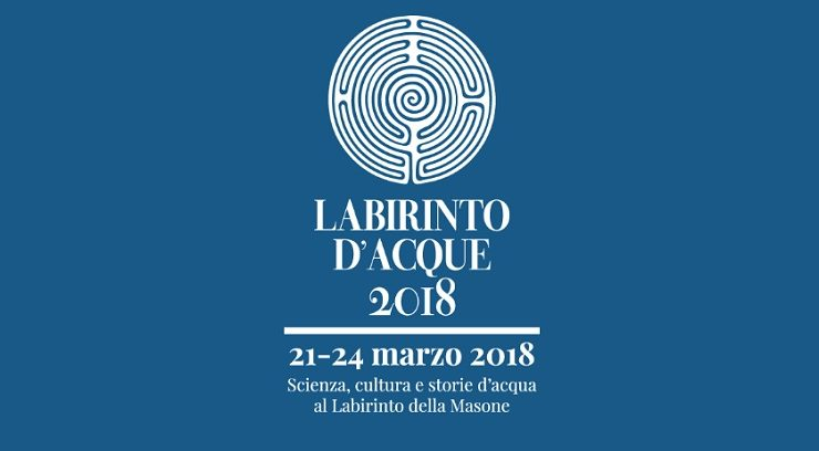 Labirinto d'Acque 2018. Dalla scarsità all'efficienza idrica
